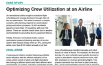 Optimizing Crew Utilization at an Airline