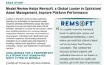 Improving platform performance at Remsoft