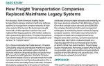 How Freight Transportation Companies Replaced Mainframe Legacy Systems